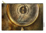 Steampunk - The Pressure Gauge Carry-all Pouch by Mike Savad