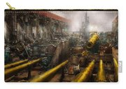 Steampunk - War - We Are Ready Carry-all Pouch