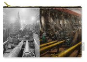 Steampunk - War - We Are Ready - Side By Side Carry-all Pouch
