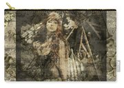 Steampunk Warrior Woman Carry-all Pouch