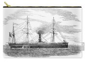 Steamship, 1853 Carry-all Pouch