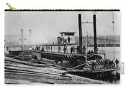 Steamships, C1864 Carry-all Pouch