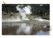 Steamy Reflections Carry-all Pouch