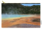 Steamy Yellowstone Carry-all Pouch