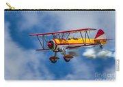 Stearman Biplane Carry-all Pouch
