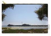 Stearns Wharf Santa Barbara Carry-all Pouch
