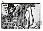 Stede Bonnet (c1688-1718) Carry-all Pouch