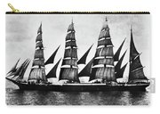 Steel Barque, 1921 Carry-all Pouch