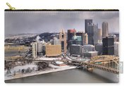 Steel City Storm Clouds Carry-all Pouch