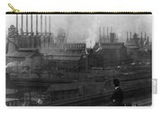 Steel Factory, C1907 Carry-all Pouch