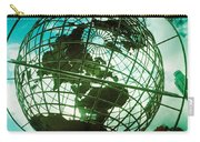 Steel Globe At The Trump International Carry-all Pouch