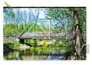 Steel Span Bridge Gettysburg Carry-all Pouch