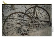 Steel Wheels Carry-all Pouch