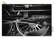 Steel Wheels - Steam Train Drivers Carry-all Pouch