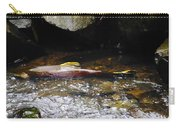 Steelhead Resting In The Shallows Carry-all Pouch
