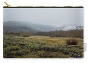 Steens Mountain Landscape - No 2a Carry-all Pouch