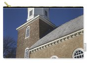 Steeple At Bruton Parish Church Carry-all Pouch