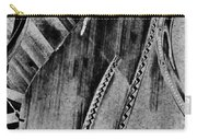 Steinway Black And White Inners Carry-all Pouch