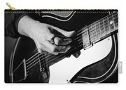 Stella Burns - Guitar Close-up Carry-all Pouch