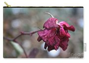 Stem Dried Petals Carry-all Pouch