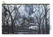 Step Into The Woods Carry-all Pouch