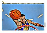 Steph Curry Carry-all Pouch by Florian Rodarte