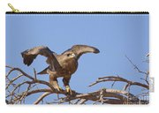 Steppe Eagle Aquila Nipalensis 1 Carry-all Pouch