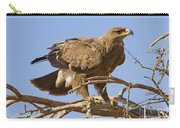 Steppe Eagle Aquila Nipalensis 2 Carry-all Pouch