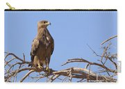 Steppe Eagle Aquila Nipalensis Carry-all Pouch