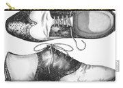 Stepping Out Carry-all Pouch by Adam Zebediah Joseph