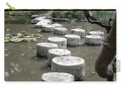 Stepping Stone Kyoto Japan Carry-all Pouch