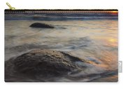 Stepping Stones Carry-all Pouch by Mike  Dawson