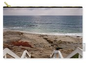 Steps And Pelicans Carry-all Pouch