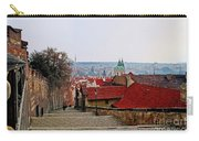 Steps Of Prague Carry-all Pouch