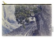 Steps To Beauty On Moro Rock Carry-all Pouch