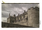 Sterling Castle Scotland Sterling Closed Grey Carry-all Pouch