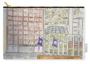 Nyu Stern School Of Business Carry-all Pouch