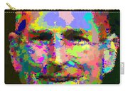 Steve Jobs - Abstract Carry-all Pouch