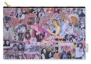 Stevie Nicks Art Collage Carry-all Pouch