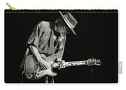 Stevie Ray Vaughan 1984 Carry-all Pouch