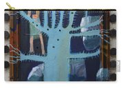 Sticker Tree - Framed Carry-all Pouch
