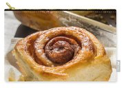 Sticky Cinnamon Buns Carry-all Pouch