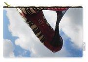 Stilettos Gone Zebra Carry-all Pouch