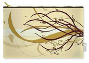 Still Branches Of Life Carry-all Pouch