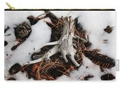 Still In Snow Carry-all Pouch