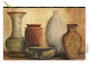 Still Life-d Carry-all Pouch by Jean Plout