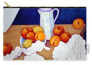 Still Life In Honor Of Cezanne   Carry-all Pouch