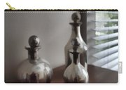 Still Life In Silver 2 Carry-all Pouch