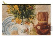 Still Life Carry-all Pouch by Vincent van Gogh