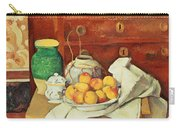 Still Life With A Chest Of Drawers Carry-all Pouch